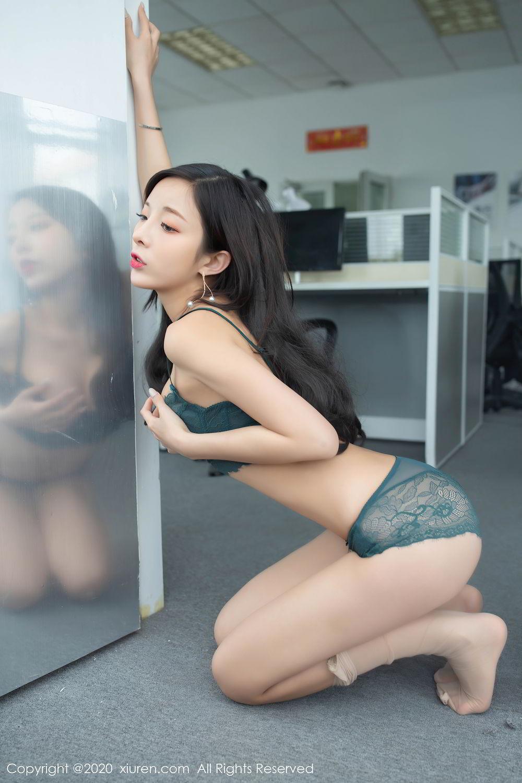 [XiuRen] Vol.2435 Chen Xiao Miao 72P, Chen Xiao Miao, Underwear, Uniform, Xiuren