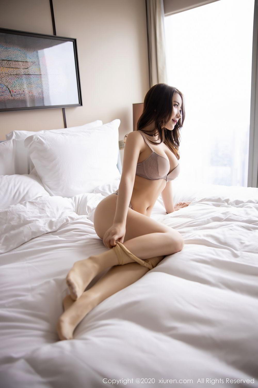 [XiuRen] Vol.2441 Fei Yue Ying 100P, Big Booty, Underwear, Xie Zhi Xin, Xiuren
