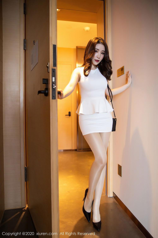 [XiuRen] Vol.2441 Fei Yue Ying 13P, Big Booty, Underwear, Xie Zhi Xin, Xiuren