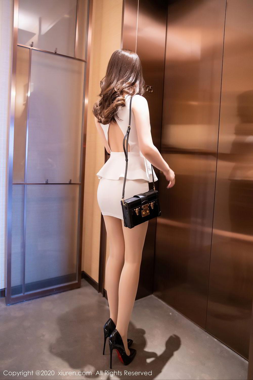 [XiuRen] Vol.2441 Fei Yue Ying 1P, Big Booty, Underwear, Xie Zhi Xin, Xiuren