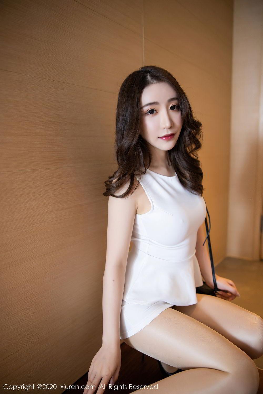 [XiuRen] Vol.2441 Fei Yue Ying 21P, Big Booty, Underwear, Xie Zhi Xin, Xiuren