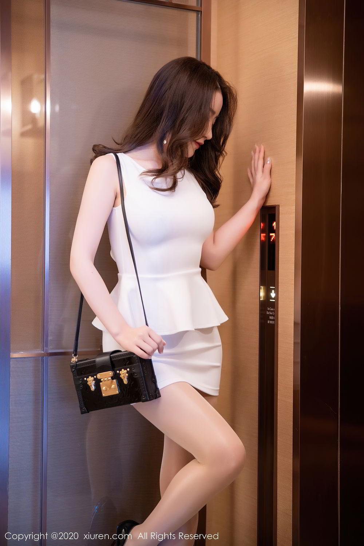 [XiuRen] Vol.2441 Fei Yue Ying 22P, Big Booty, Underwear, Xie Zhi Xin, Xiuren