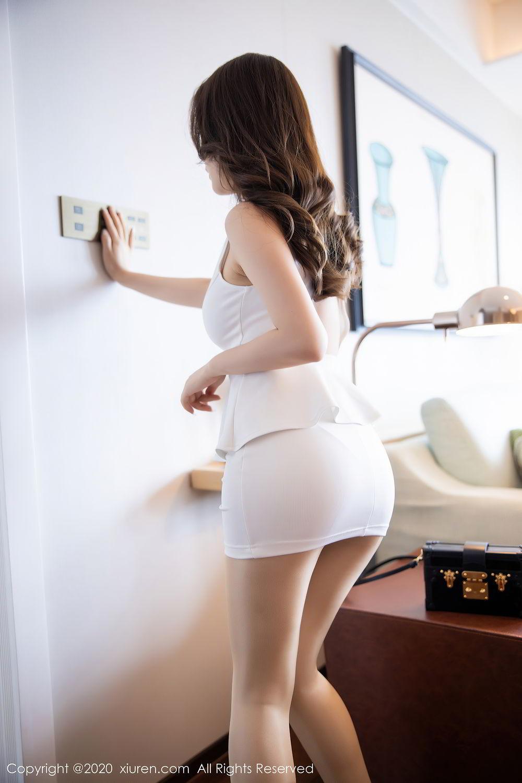 [XiuRen] Vol.2441 Fei Yue Ying 24P, Big Booty, Underwear, Xie Zhi Xin, Xiuren