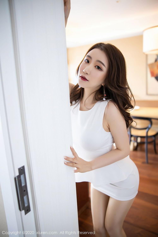 [XiuRen] Vol.2441 Fei Yue Ying 25P, Big Booty, Underwear, Xie Zhi Xin, Xiuren