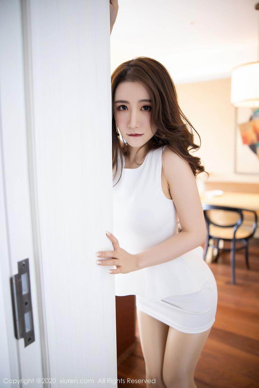 [XiuRen] Vol.2441 Fei Yue Ying 26P, Big Booty, Underwear, Xie Zhi Xin, Xiuren