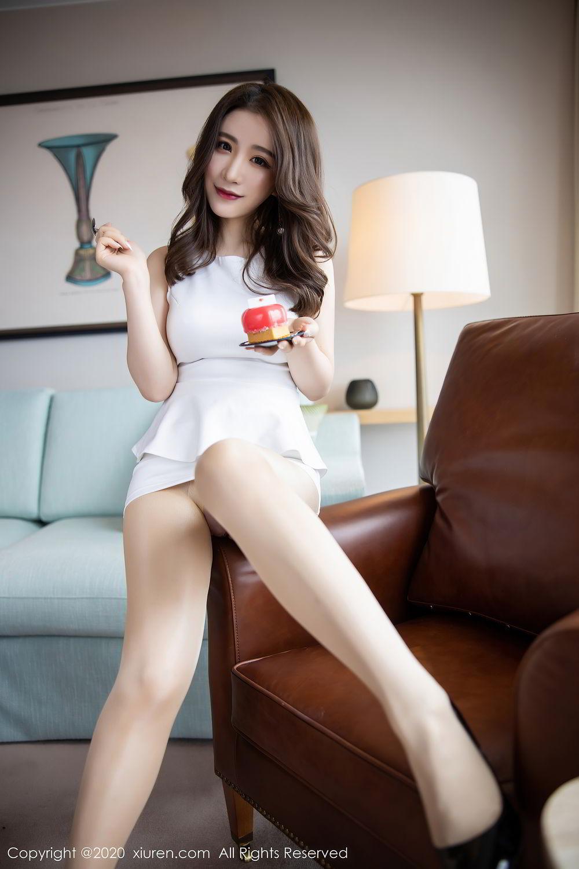 [XiuRen] Vol.2441 Fei Yue Ying 36P, Big Booty, Underwear, Xie Zhi Xin, Xiuren