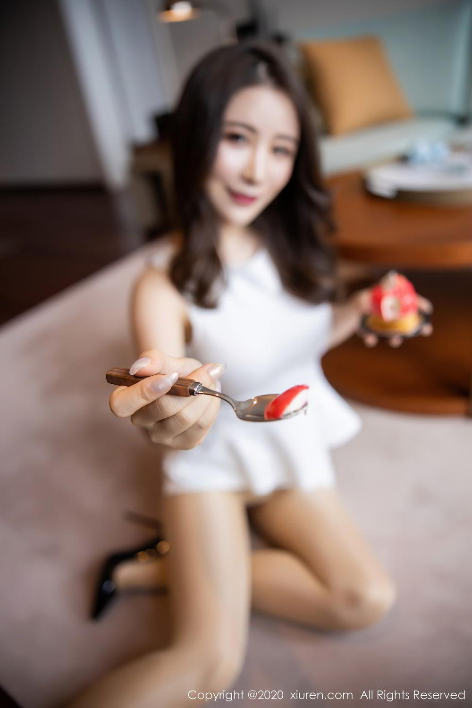 [XiuRen] Vol.2441 Fei Yue Ying 41P, Big Booty, Underwear, Xie Zhi Xin, Xiuren