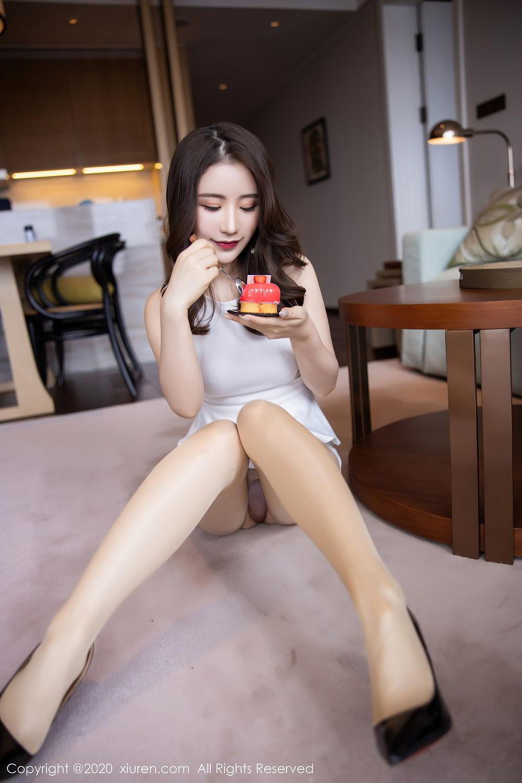 [XiuRen] Vol.2441 Fei Yue Ying 51P, Big Booty, Underwear, Xie Zhi Xin, Xiuren