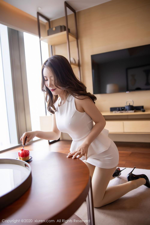 [XiuRen] Vol.2441 Fei Yue Ying 63P, Big Booty, Underwear, Xie Zhi Xin, Xiuren