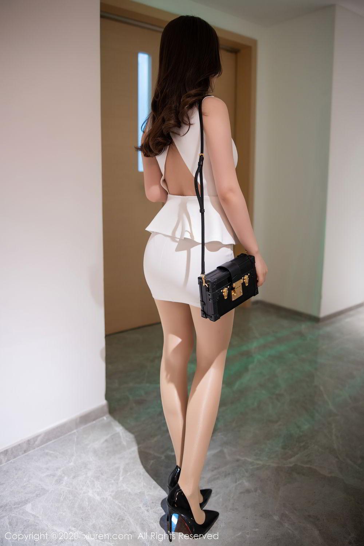 [XiuRen] Vol.2441 Fei Yue Ying 66P, Big Booty, Underwear, Xie Zhi Xin, Xiuren
