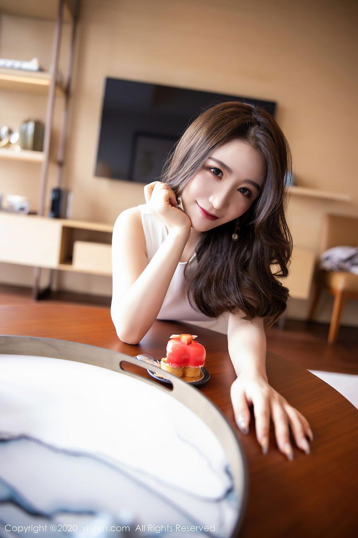 [XiuRen] Vol.2441 Fei Yue Ying 69P, Big Booty, Underwear, Xie Zhi Xin, Xiuren