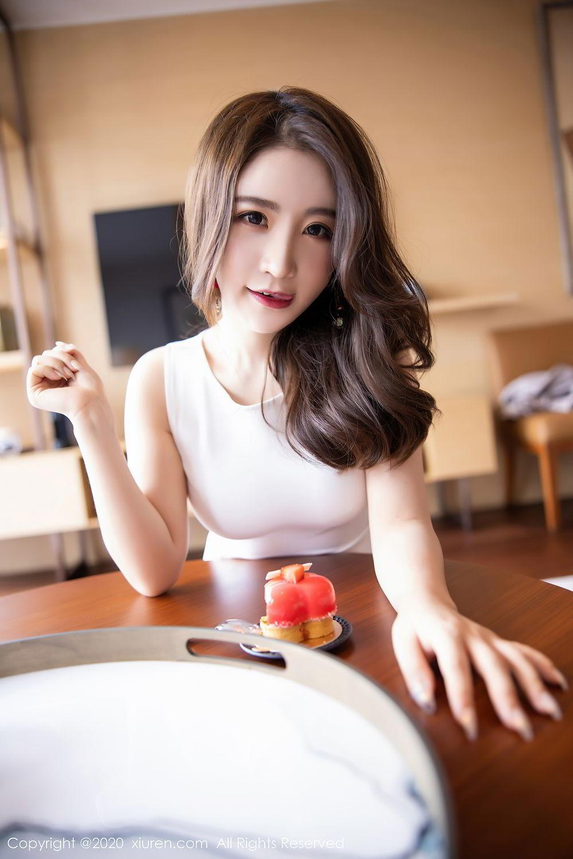 [XiuRen] Vol.2441 Fei Yue Ying 71P, Big Booty, Underwear, Xie Zhi Xin, Xiuren