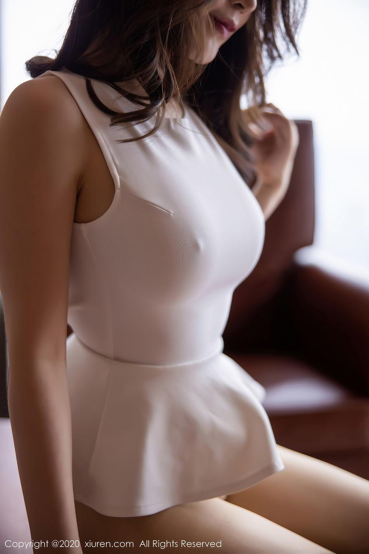 [XiuRen] Vol.2441 Fei Yue Ying 76P, Big Booty, Underwear, Xie Zhi Xin, Xiuren