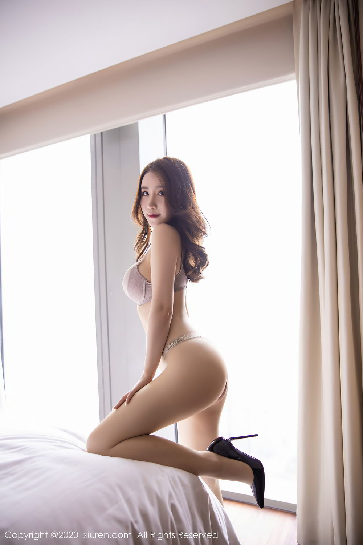 [XiuRen] Vol.2441 Fei Yue Ying 81P, Big Booty, Underwear, Xie Zhi Xin, Xiuren