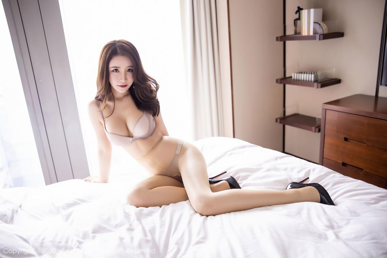[XiuRen] Vol.2441 Fei Yue Ying 86P, Big Booty, Underwear, Xie Zhi Xin, Xiuren