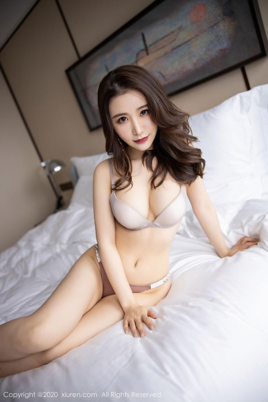 [XiuRen] Vol.2441 Fei Yue Ying 8P, Big Booty, Underwear, Xie Zhi Xin, Xiuren