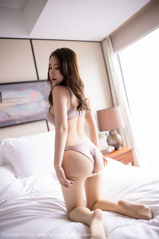 [XiuRen] Vol.2441 Fei Yue Ying 90P, Big Booty, Underwear, Xie Zhi Xin, Xiuren
