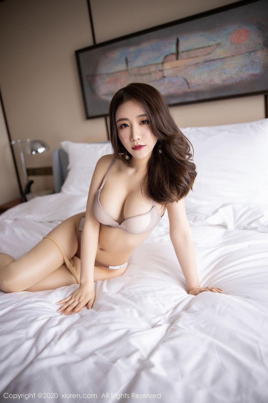 [XiuRen] Vol.2441 Fei Yue Ying 97P, Big Booty, Underwear, Xie Zhi Xin, Xiuren