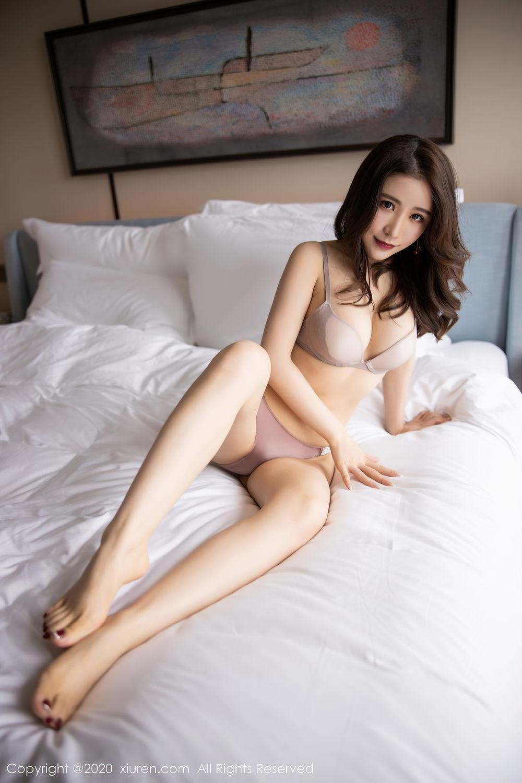 [XiuRen] Vol.2441 Fei Yue Ying 9P, Big Booty, Underwear, Xie Zhi Xin, Xiuren