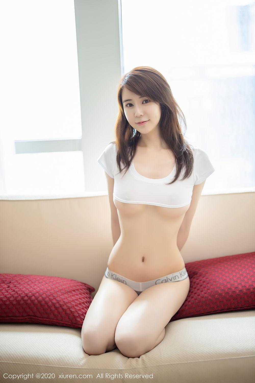 [XiuRen] Vol.2448 Nei Nei 2P, nei nei, Stewardess, Underwear, Xiuren