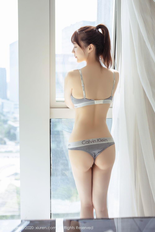 [XiuRen] Vol.2448 Nei Nei 32P, nei nei, Stewardess, Underwear, Xiuren