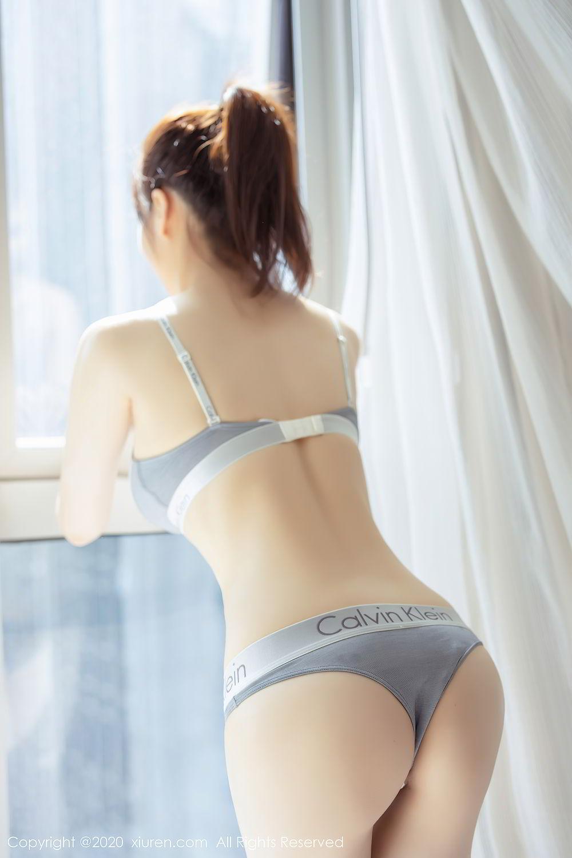 [XiuRen] Vol.2448 Nei Nei 33P, nei nei, Stewardess, Underwear, Xiuren