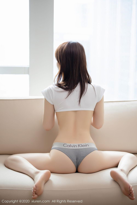 [XiuRen] Vol.2448 Nei Nei 3P, nei nei, Stewardess, Underwear, Xiuren