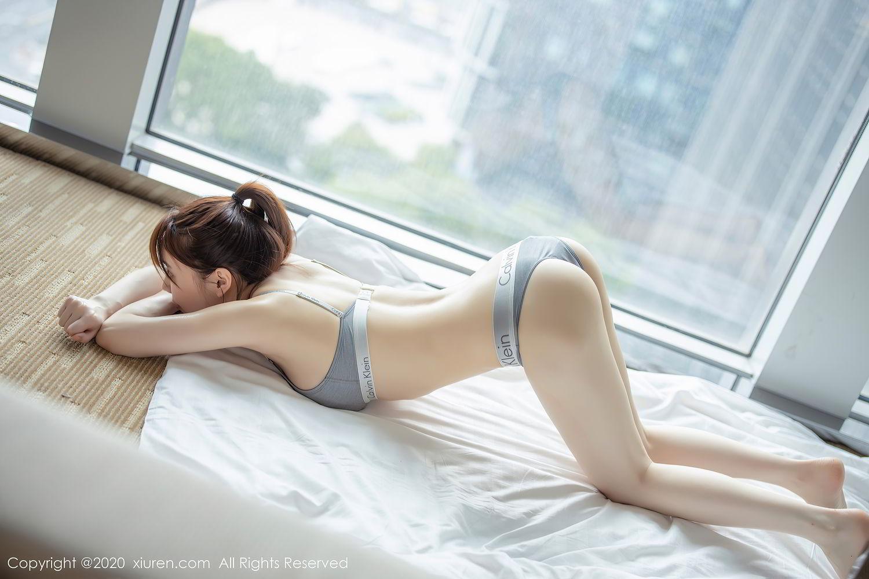 [XiuRen] Vol.2448 Nei Nei 40P, nei nei, Stewardess, Underwear, Xiuren