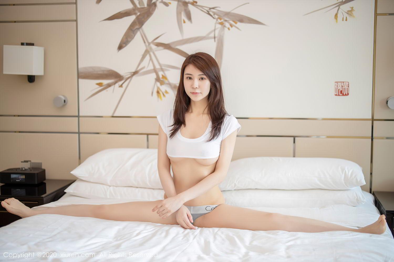 [XiuRen] Vol.2448 Nei Nei 6P, nei nei, Stewardess, Underwear, Xiuren