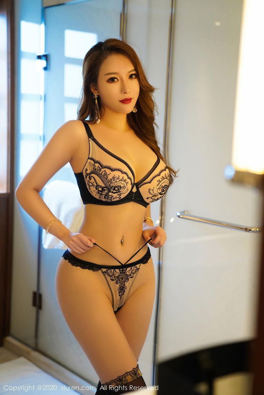 [XiuRen] Vol.2465 Egg Younisi 28P, Egg Younisi, Mature, Underwear, Uniform, Xiuren