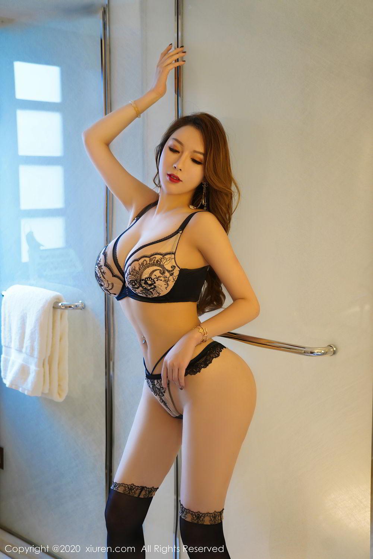 [XiuRen] Vol.2465 Egg Younisi 29P, Egg Younisi, Mature, Underwear, Uniform, Xiuren