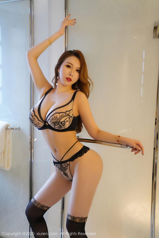 [XiuRen] Vol.2465 Egg Younisi 30P, Egg Younisi, Mature, Underwear, Uniform, Xiuren