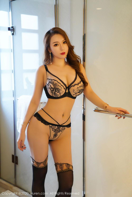[XiuRen] Vol.2465 Egg Younisi 31P, Egg Younisi, Mature, Underwear, Uniform, Xiuren