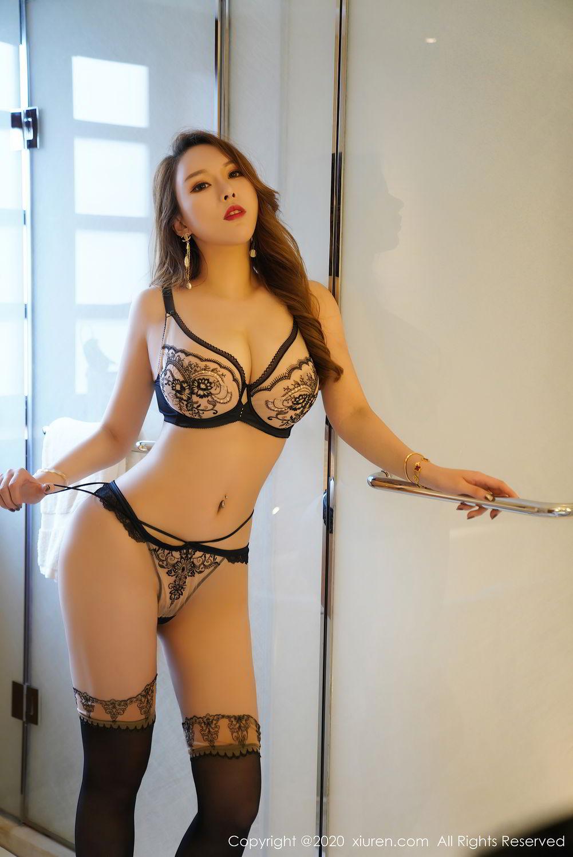 [XiuRen] Vol.2465 Egg Younisi 32P, Egg Younisi, Mature, Underwear, Uniform, Xiuren