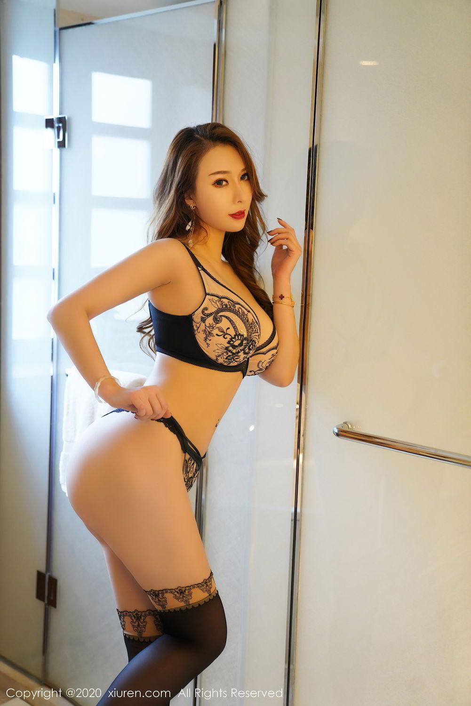 [XiuRen] Vol.2465 Egg Younisi 36P, Egg Younisi, Mature, Underwear, Uniform, Xiuren