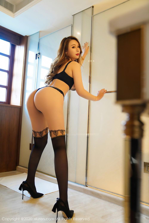 [XiuRen] Vol.2465 Egg Younisi 37P, Egg Younisi, Mature, Underwear, Uniform, Xiuren