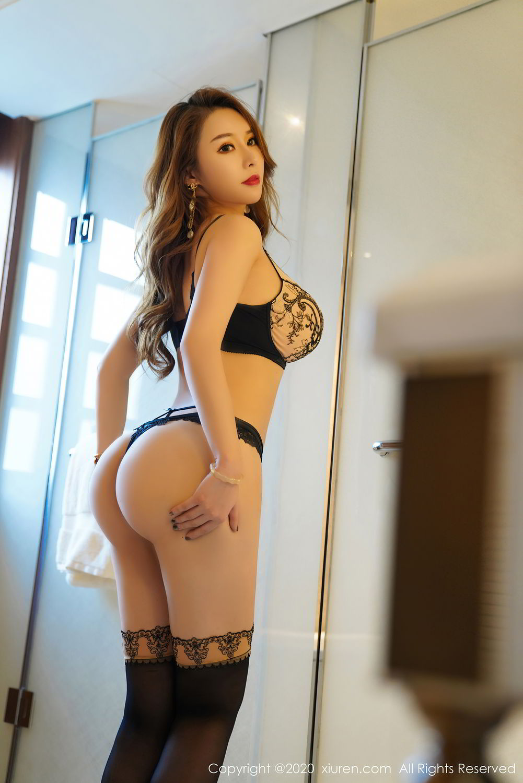 [XiuRen] Vol.2465 Egg Younisi 38P, Egg Younisi, Mature, Underwear, Uniform, Xiuren