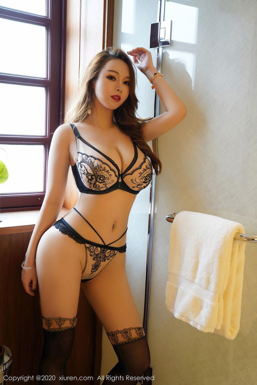 [XiuRen] Vol.2465 Egg Younisi 40P, Egg Younisi, Mature, Underwear, Uniform, Xiuren
