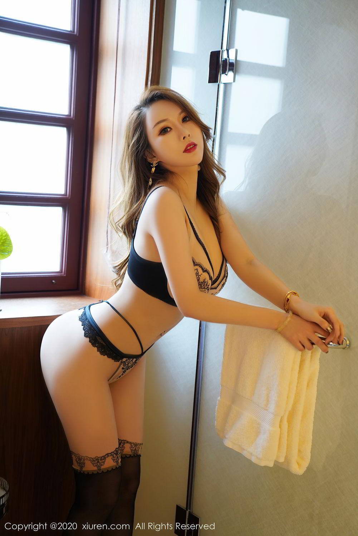 [XiuRen] Vol.2465 Egg Younisi 42P, Egg Younisi, Mature, Underwear, Uniform, Xiuren