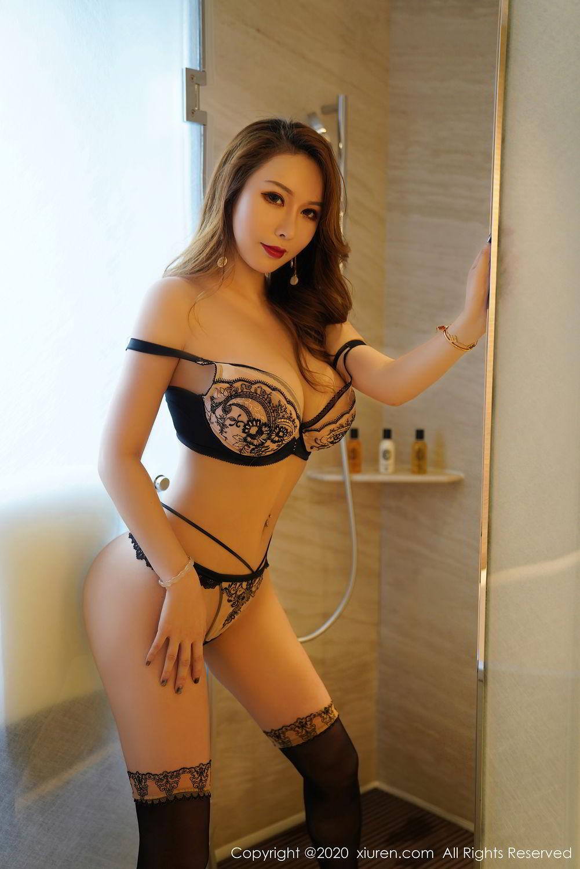 [XiuRen] Vol.2465 Egg Younisi 48P, Egg Younisi, Mature, Underwear, Uniform, Xiuren
