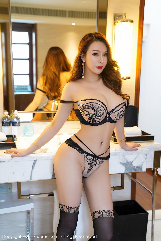 [XiuRen] Vol.2465 Egg Younisi 60P, Egg Younisi, Mature, Underwear, Uniform, Xiuren