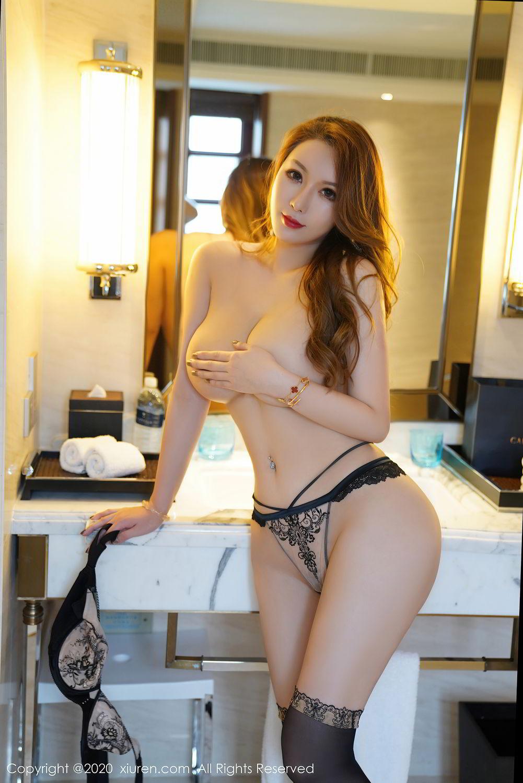 [XiuRen] Vol.2465 Egg Younisi 64P, Egg Younisi, Mature, Underwear, Uniform, Xiuren