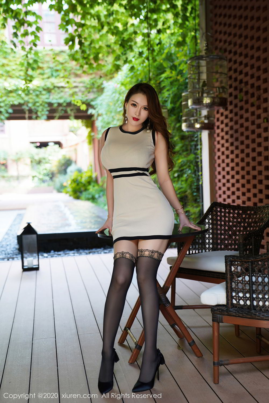 [XiuRen] Vol.2465 Egg Younisi 65P, Egg Younisi, Mature, Underwear, Uniform, Xiuren