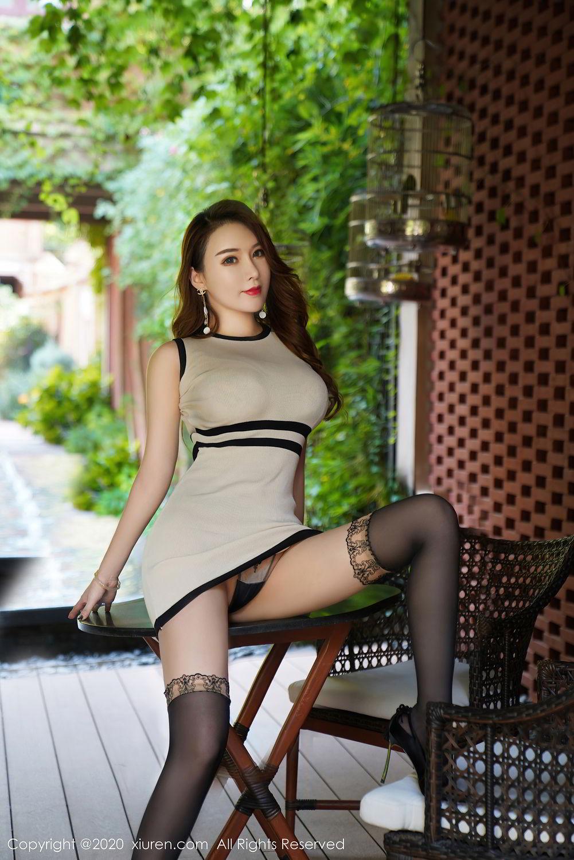 [XiuRen] Vol.2465 Egg Younisi 68P, Egg Younisi, Mature, Underwear, Uniform, Xiuren