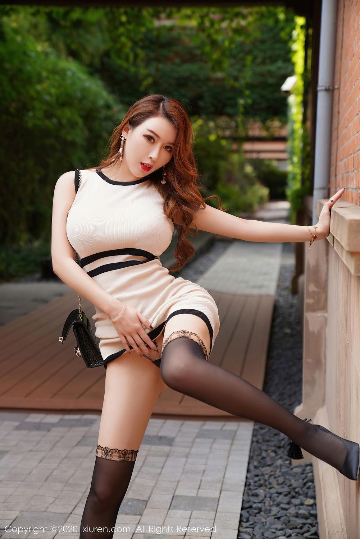 [XiuRen] Vol.2465 Egg Younisi 8P, Egg Younisi, Mature, Underwear, Uniform, Xiuren