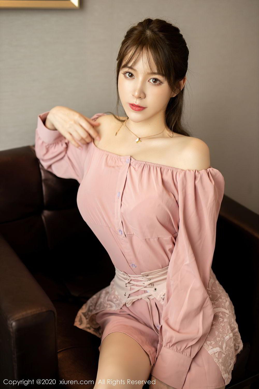 [XiuRen] Vol.2473 Yoo You You 19P, Underwear, Xiuren, Yoo You You