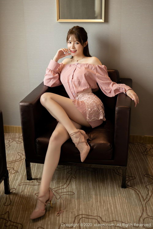 [XiuRen] Vol.2473 Yoo You You 5P, Underwear, Xiuren, Yoo You You