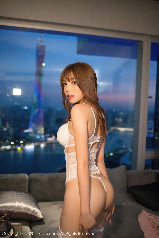 [XiuRen] Vol.2474 Zhi Zhi Booty 11P, Chen Zhi, Underwear, Xiuren