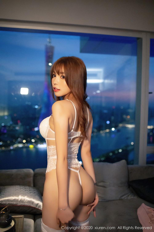 [XiuRen] Vol.2474 Zhi Zhi Booty 13P, Chen Zhi, Underwear, Xiuren