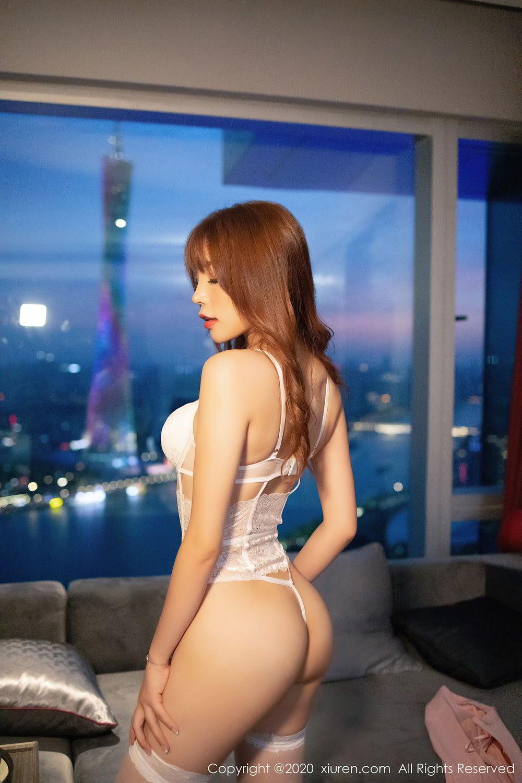 [XiuRen] Vol.2474 Zhi Zhi Booty 14P, Chen Zhi, Underwear, Xiuren